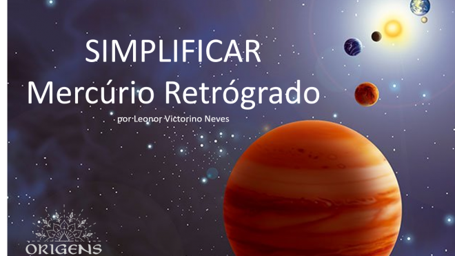 Simplificar Mercúrio Retrogrado